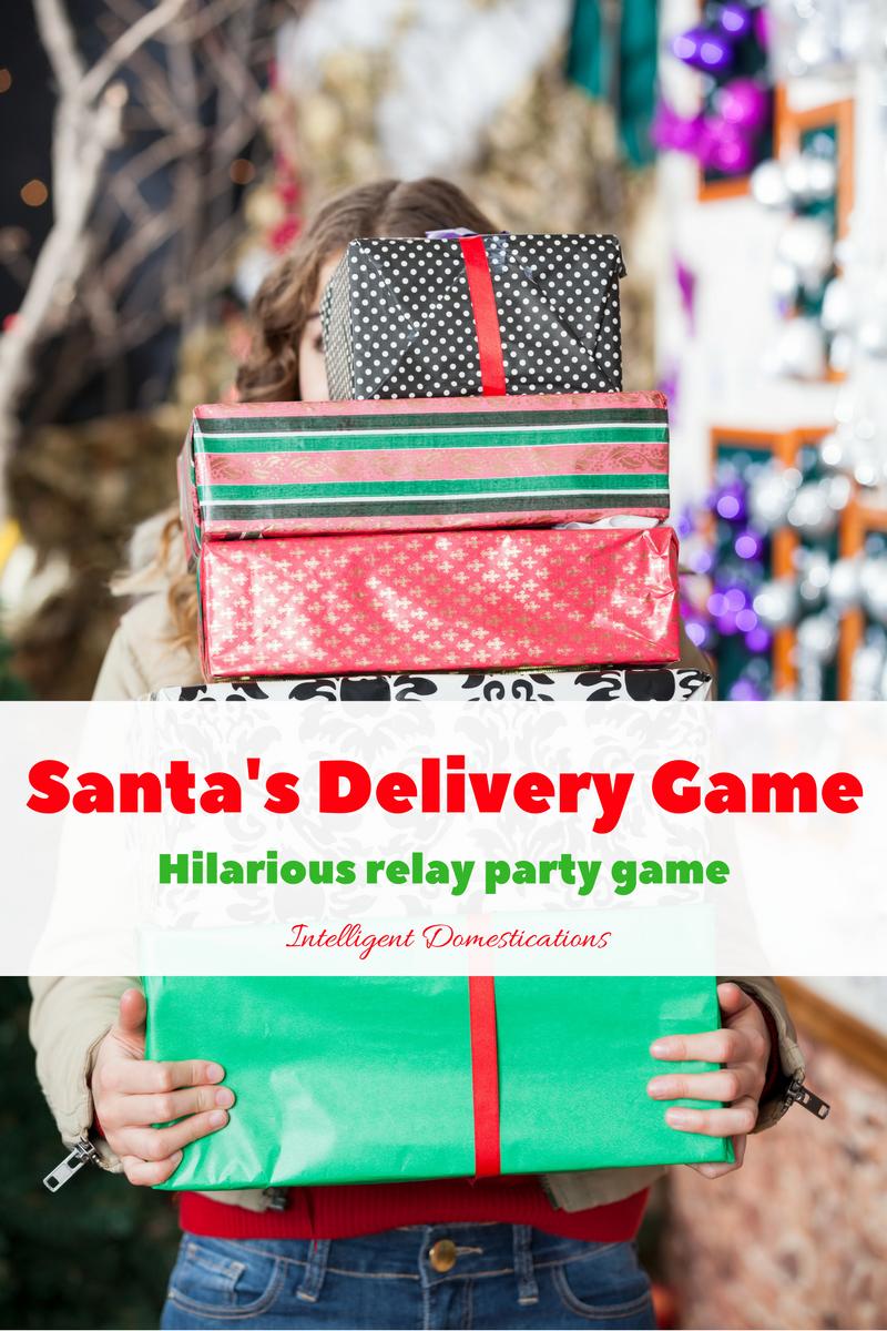 Santa's Delivery Game