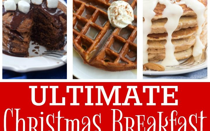 Ultimate Christmas Breakfast Round-up