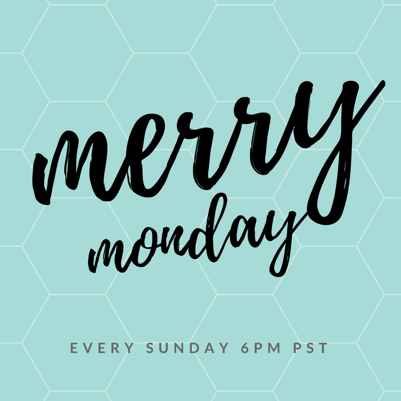 Merry Monday Linky Party #223 1