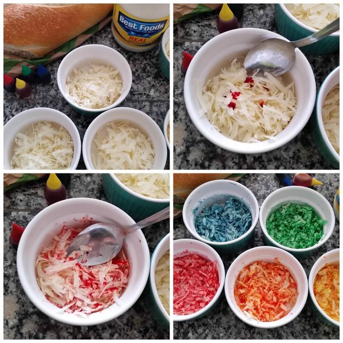 Rainbow grilled cheese waffleich 4