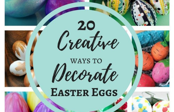 20 Creative Ways to Decorate Easter Eggs slider