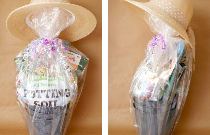 Mother's Day Garden Gift Basket – Budget Friendly Idea
