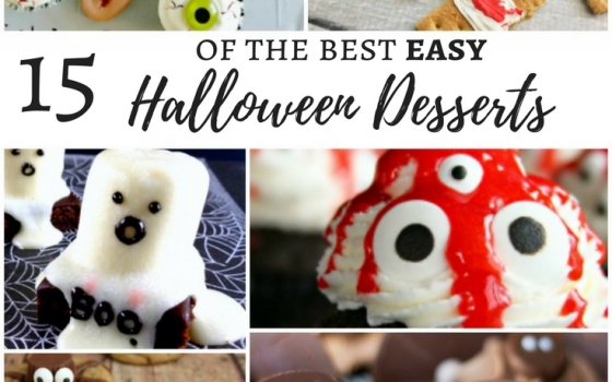 15 of The Best Halloween Dessert Recipes to Make for Halloween – MM #173