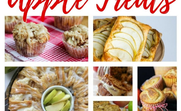 Amazing Applicious Apple Treats – Merry Monday Link Party #171