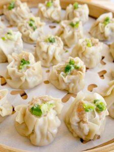 Pork Hash – Pork & Shrimp Shumai
