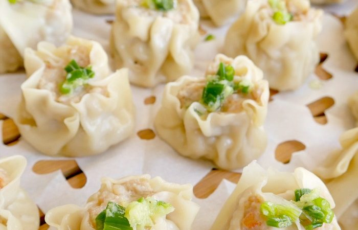 Hawaii Pork Hash Recipe – Pork and Shrimp Shumai