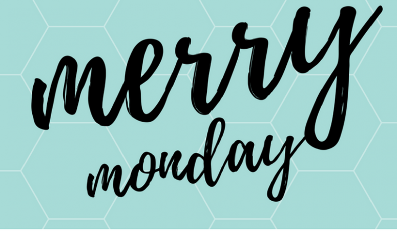 Merry Monday Link Party #183