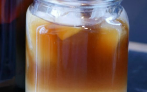 Save Money and Make Cold Brew Coffee at Home
