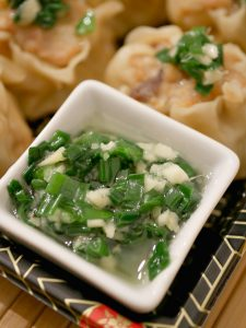 Green Onion and Ginger Sauce