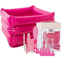 Beauty Gems 10 Pc Pedicure Kit