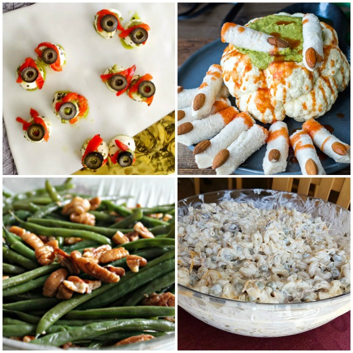 Walking Dead Party Menu Ideas Side Dishes