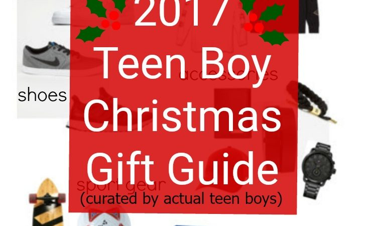 2017 Ten Boy Christmas Gift Guide