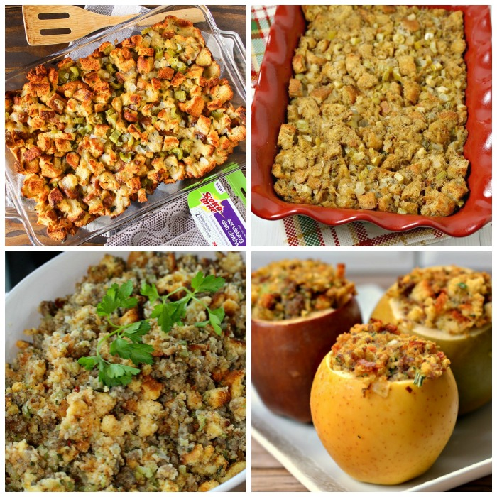 Thanksgiving Side Dishes - Stuffing