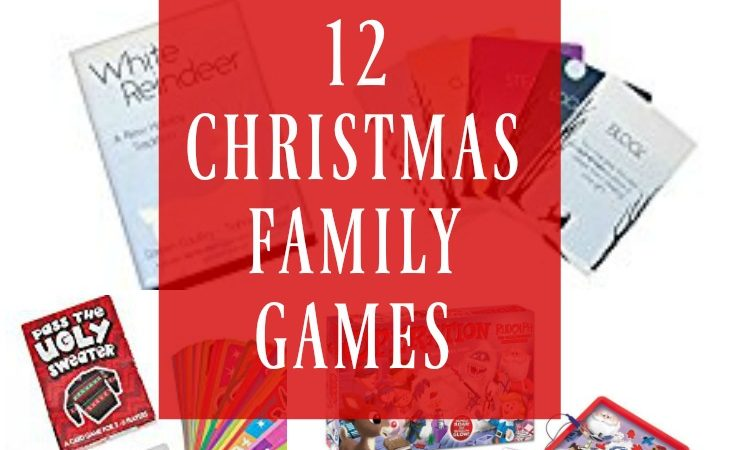 12 Christmas Family Games