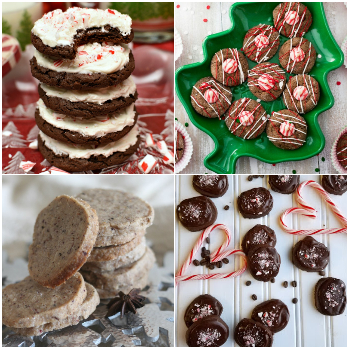 25+ Christmas Cookie Recipes - Peppermint