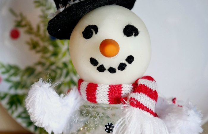 Snow Belly Snowman – Day 3 of 12 Days of Christmas Blog Hop
