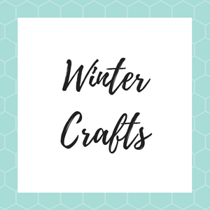 Winter Crafts - My Pinterventures