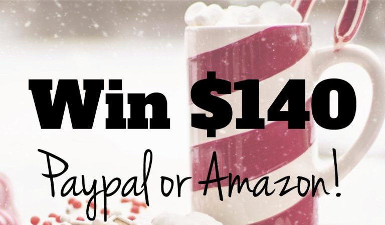 $140 Winter Giveaway! – CLOSED