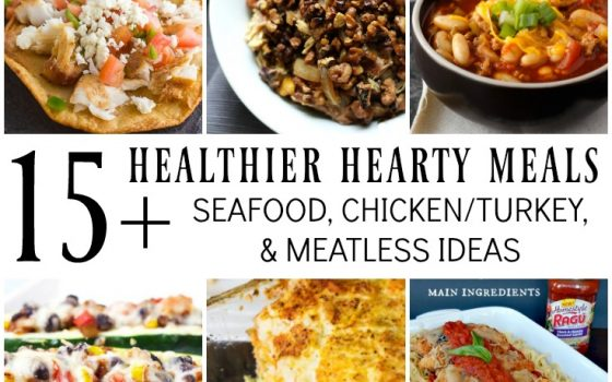 Healthier Hearty Meals for The Family – MM 186