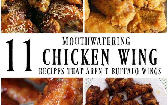 Mouthwatering Chicken Wing Recipes – Merry Monday Link Party 188