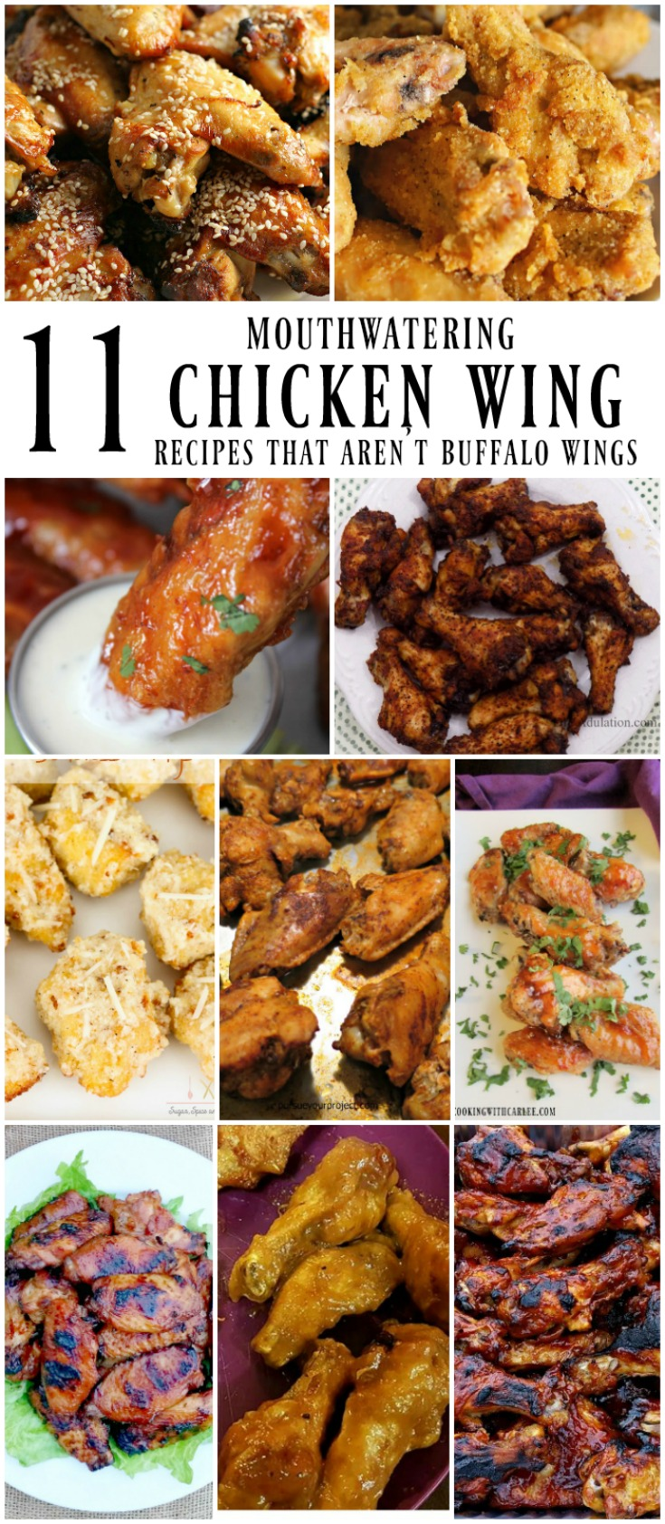 Mouthwatering Chicken Wing Recipes