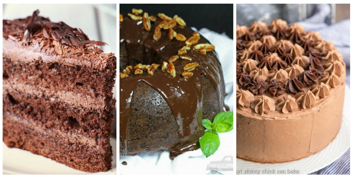 ridiculously delicious chocolate cake recipes 1 - espresso cake, kahlua cake, fudge cake