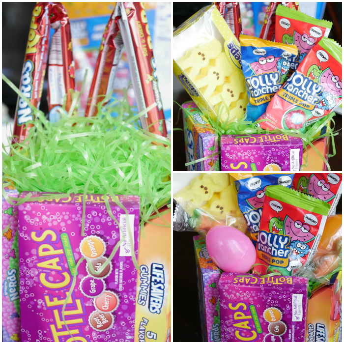 Teen Candy Easter Basket