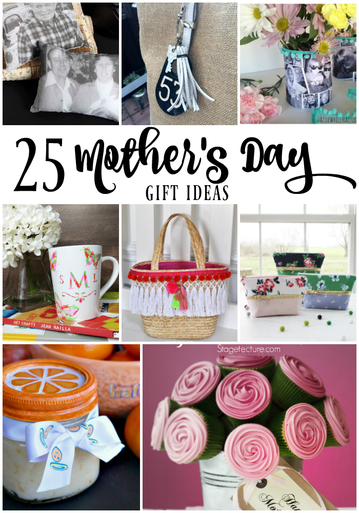 25 diy mothers day gift ideas