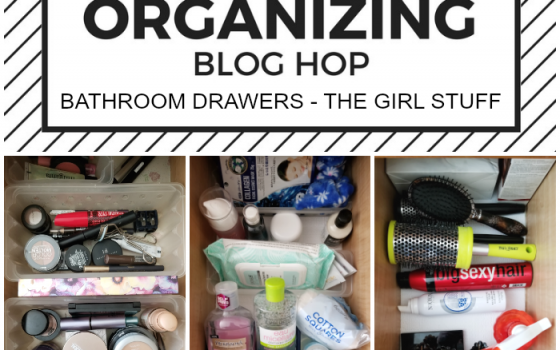 Bathroom Drawer Organization – The Girl Stuff