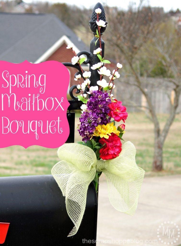 Floral Mailbox Bouquet