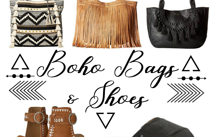 Shop Therapy Friday – Boho Bags and Shoes