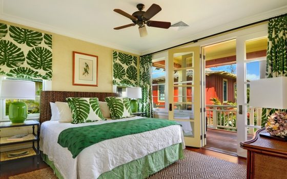 Tropical Bedroom Inspiration & Get the Look Shopping Guide