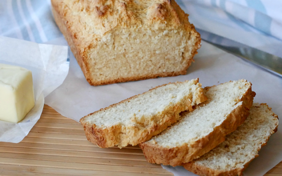 Easy Beer Bread – A Quick Bread Recipe