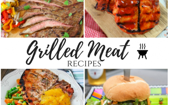 Summer Grilled Meat Recipes – Merry Monday Link Party #205