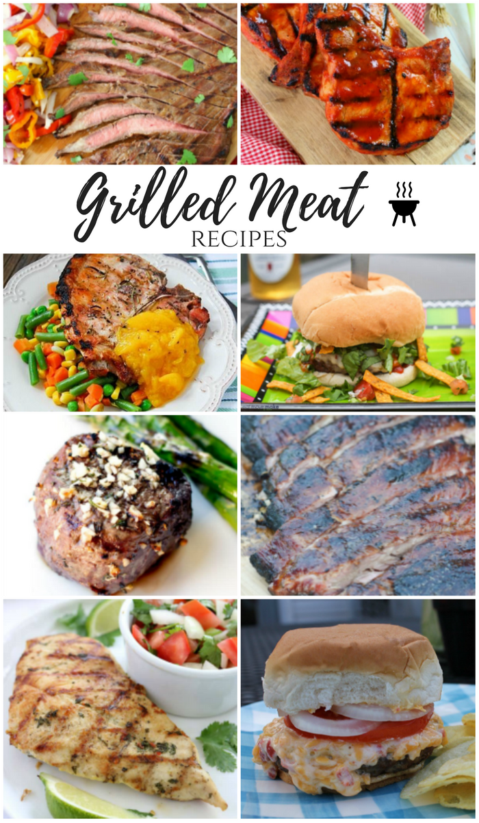 summer grilled meat recipes