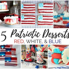 15 Patriotic Dessert Recipes
