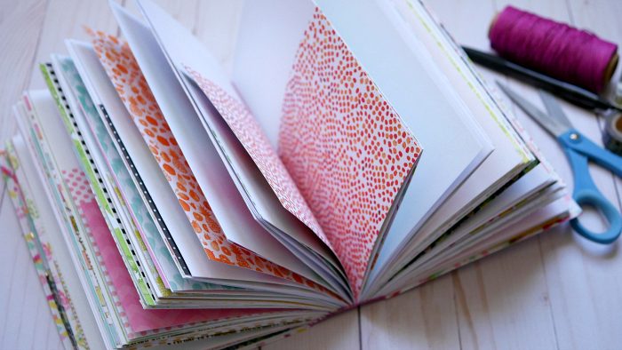 DIY Journal Book for Summer Memories