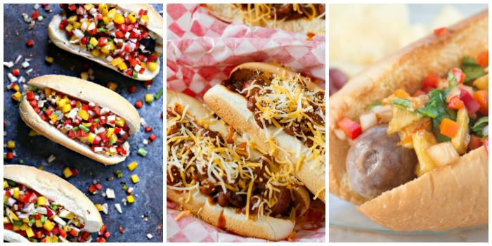 Hot dog recipes 1