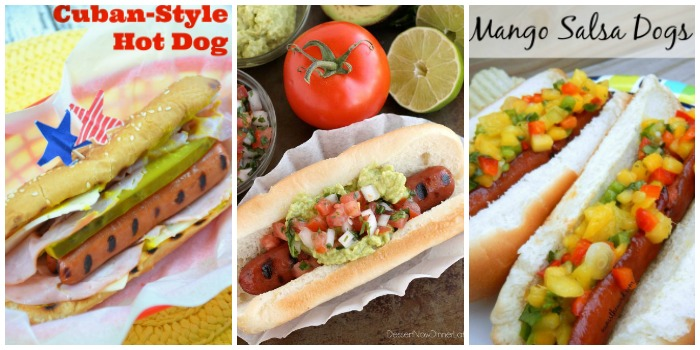 Hot dog recipes 5