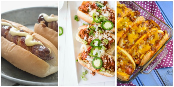 Hot dog recipes 6