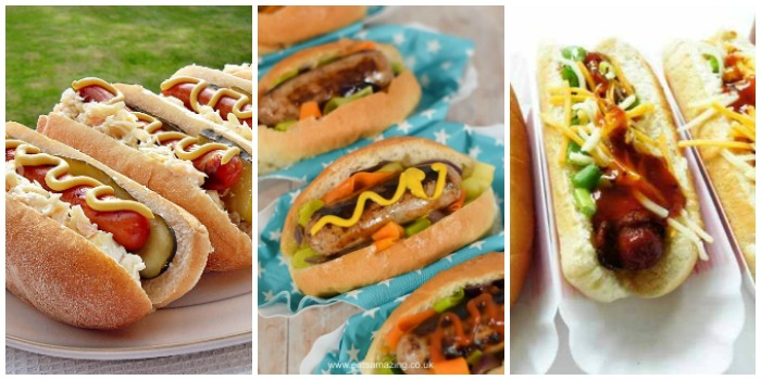 Hot dog recipes 7