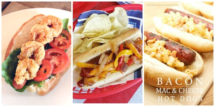 Hot dog recipes 8