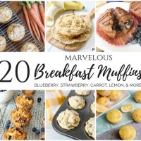 20 Marvelous Breakfast Muffins