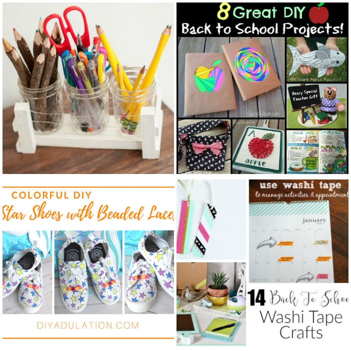 back to school crafts 2