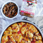 Bubble Pizza Bread with Zesty Mexican BLENDABELLA
