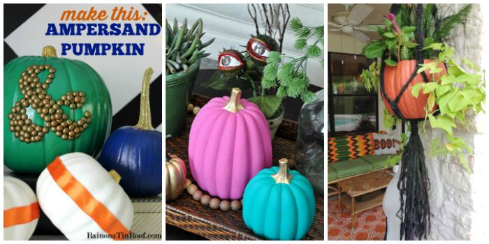 DIY Fall Pumpkin Ideas - 3