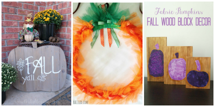 DIY Fall Pumpkin Ideas 5