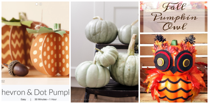 DIY Fall Pumpkin Ideas -6