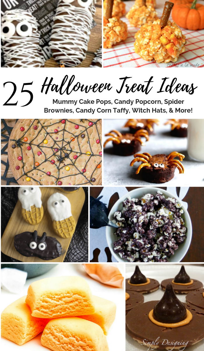 25 Halloween Treat Ideas