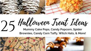 25 Halloween Treat Ideas - Fun Halloween Foods